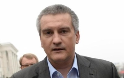 Донбасс не сможет повторить судьбу Крыма, - Аксенов