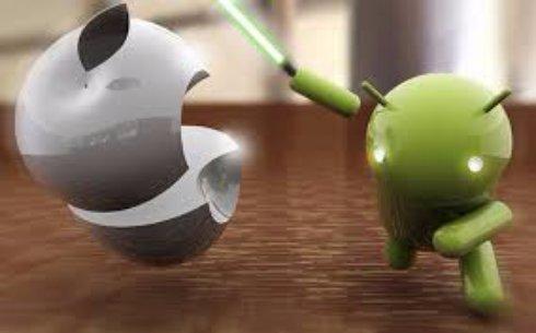 Смартфон на Android vs iPhone