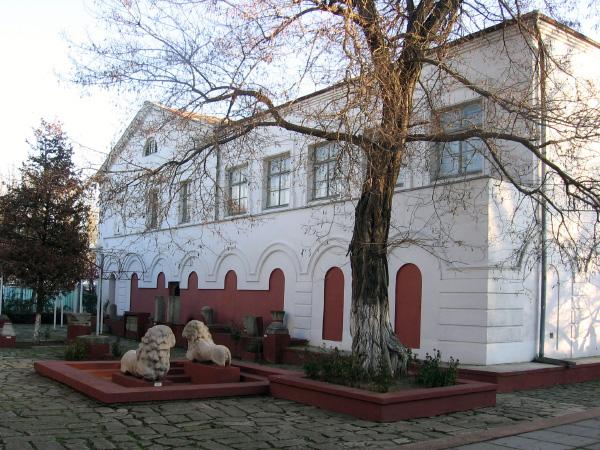 Феодосийский музей древности стали меньше посещать
