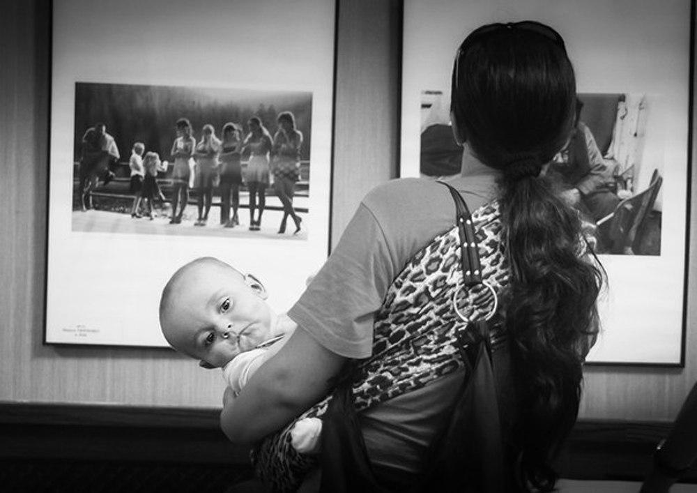 В Ялте открылась фотовыставка ко Дню смеха