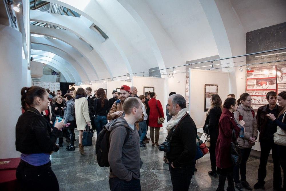 В Евпатории начала работать архитектурная выставка