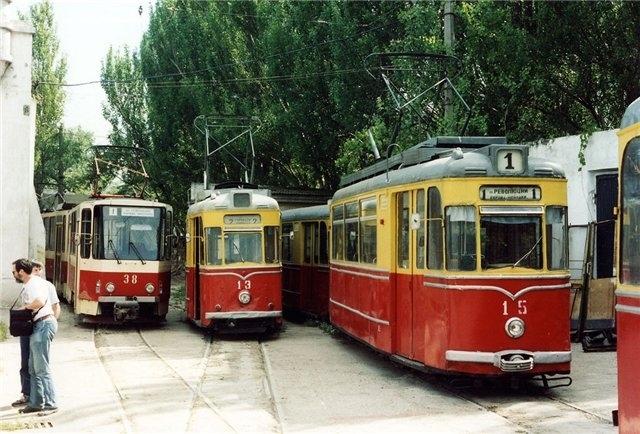 Работникам трамвайного управления в Евпатории выплатят задолженность по заработной плате