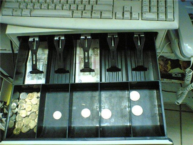Жительница Армянска украла деньги в магазине