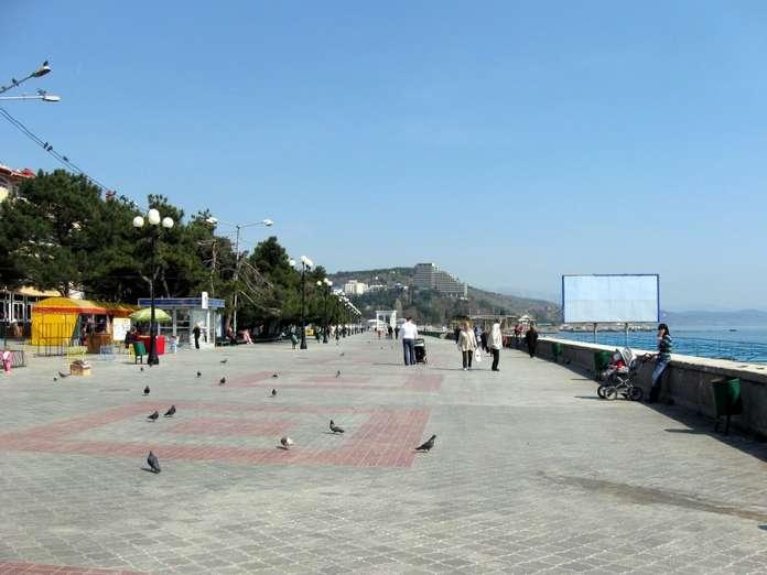 Олигарх Лебедев проспонсирует реконструкцию набережной в Алуште