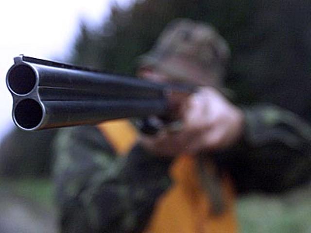 Крымские Егеря поймали браконьера