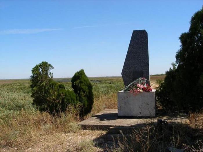 В Красноперекопском районе облагородят братскую могилу