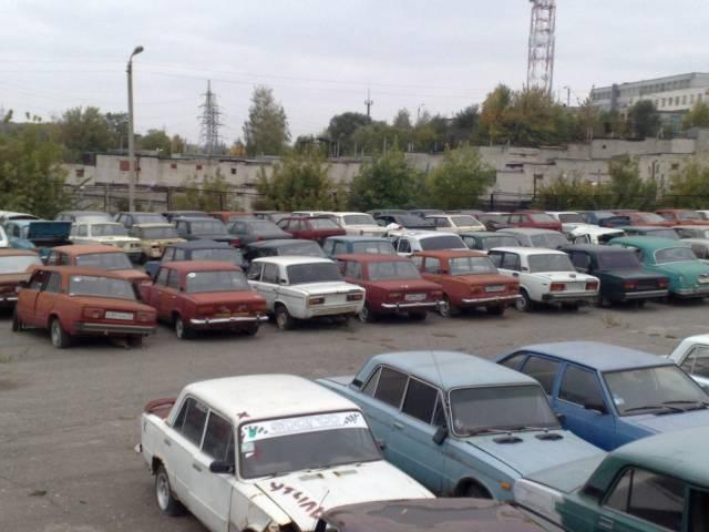 Крымские штрафные площадки будут предоставлять больше услуг