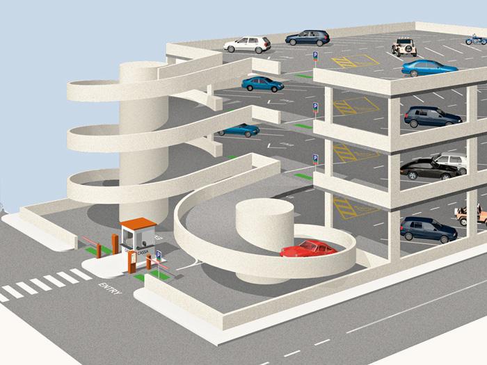В Симферополе появятся новые парковки
