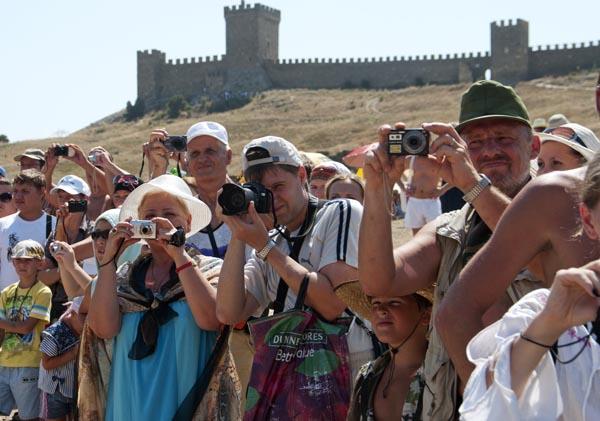 В Крыму может увеличиться туристический поток