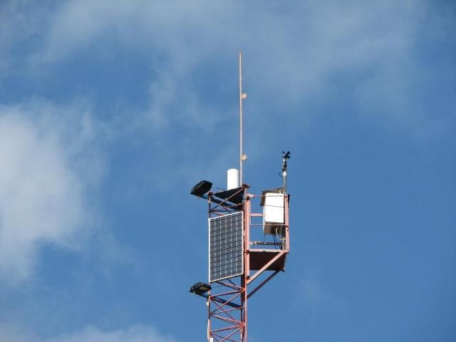 В Крыму работает 3 автоматические метеостанции
