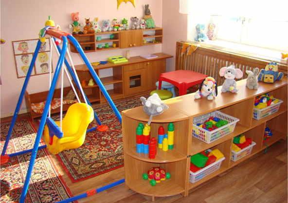 В Ялте появился новый детский сад