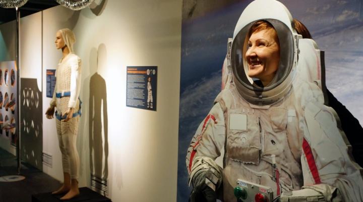 В Симферополе пройдет интерактивная выставка о космосе