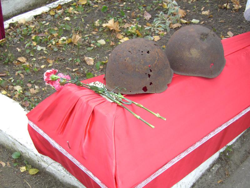 Крымские ополченцы перезахоронят  жертв нацистских репрессий