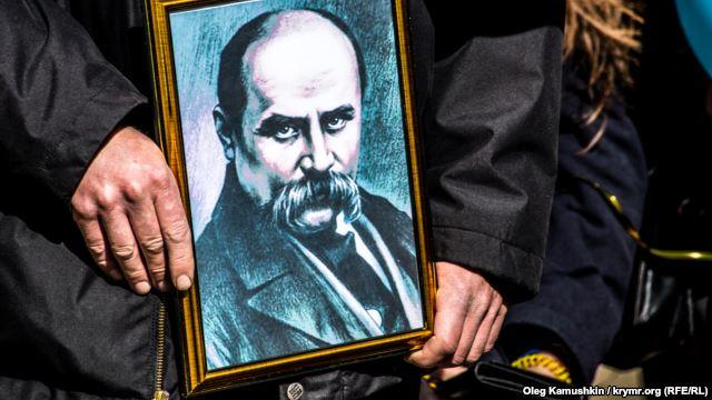Одного из участников акции памяти Шевченко приговорили к исправительным работам