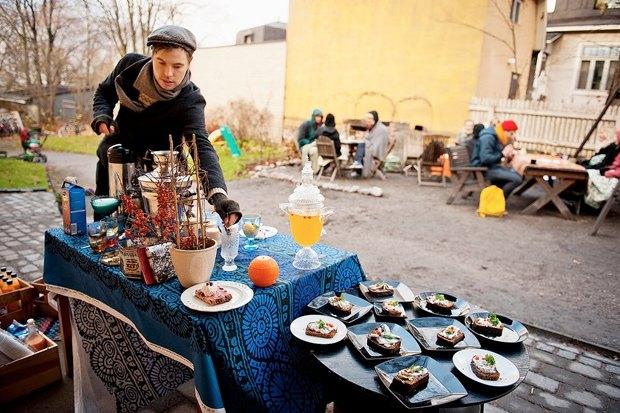 В Севастополе пройдет «Ресторанный день»