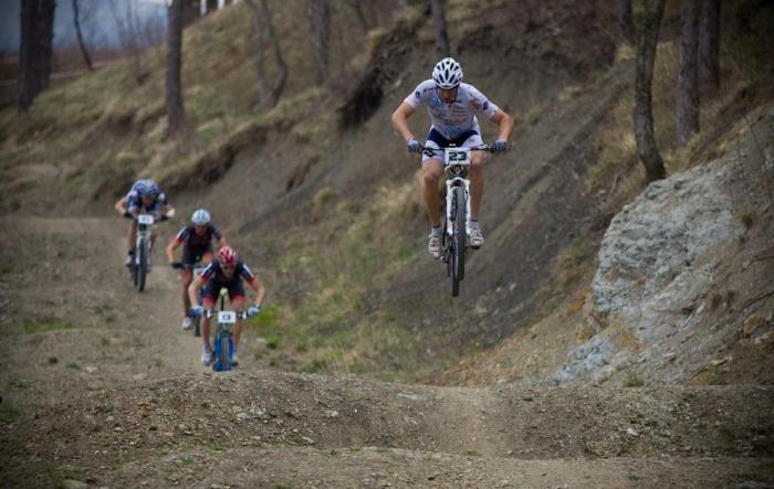 В Крыму состоялась велогонка «Супер Хде»