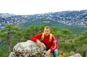 Скалолаз из Ялты завоевал третье место на чемпионате Южного округа