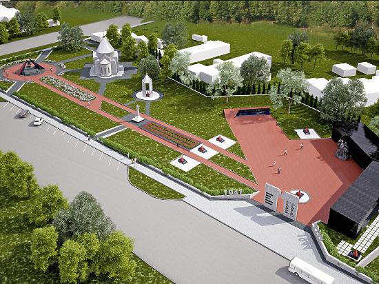 На месте бывшего концлагеря под Симферополем откроют мемориал