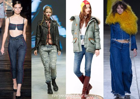 Какие выбрать джинсы