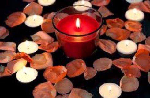 Изготовление ароматических свечей