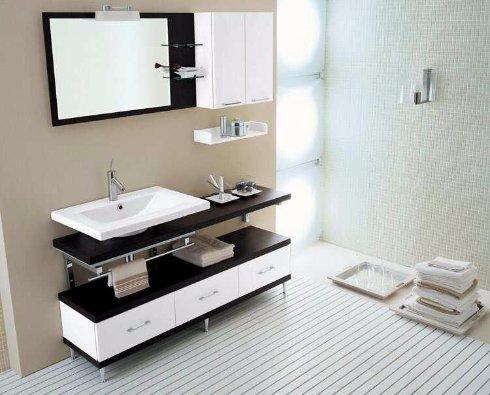 Мебель для ванной. Особенности и характеристики