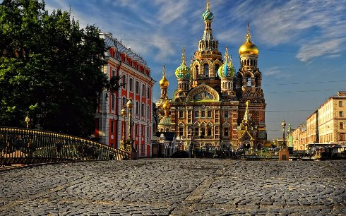 Что интересного в Петербурге?