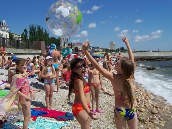 В Крыму отдохнут школьники из Пермского края