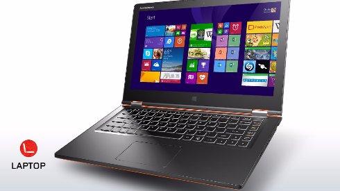 Ноутбук Lenovo Yoga 2 13