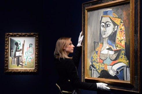 Пикассо стоимостью в 100 миллионов евро