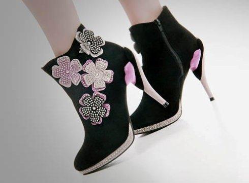 Варианты весенней обуви