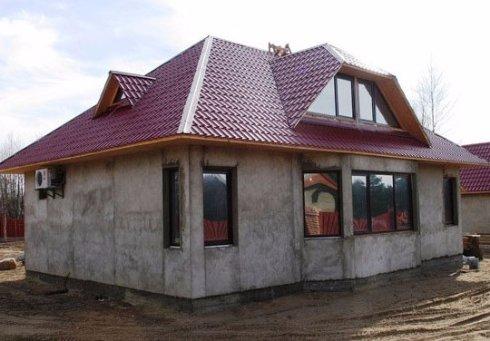 Построить дом из монолитного бетона