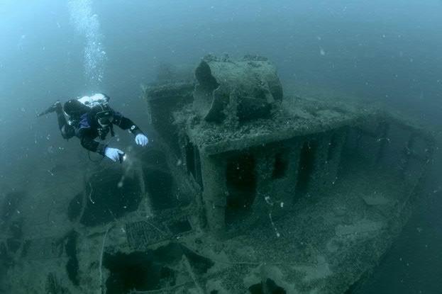 В Феодосии проведут экспедицию по поиску затонувших судов