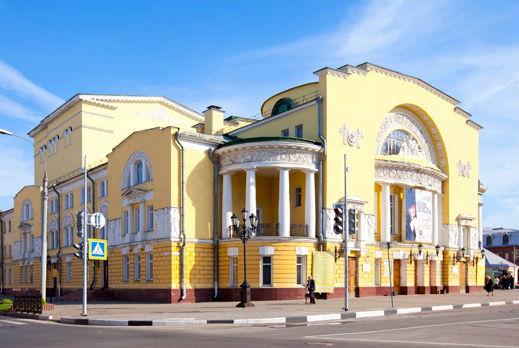 В Крыму выступят артисты старейшего российского театра