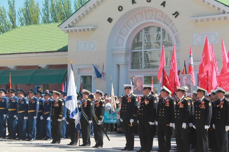 Жителей Феодосии на 9 мая ожидает выставка военной техники
