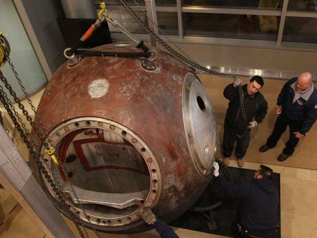 Музей Тавриды представит в экспозиции уникальный космический аппарат