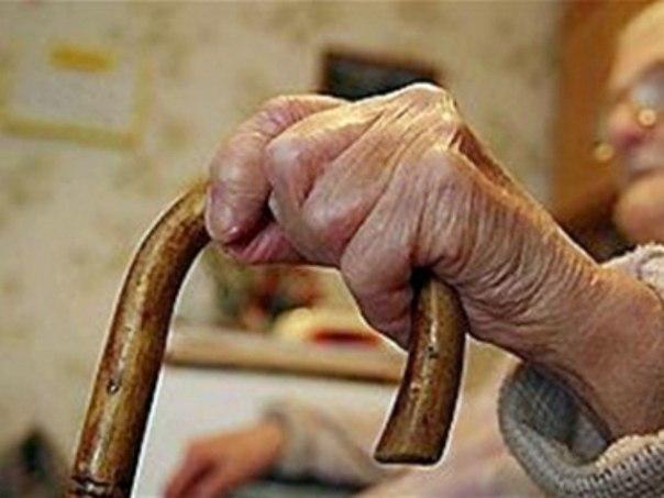 В Симферопольской больнице ограбили пенсионерку