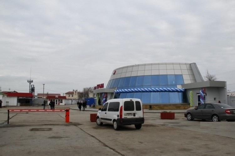 Для пассажиров на Керченской переправе оборудуют новые залы ожидания