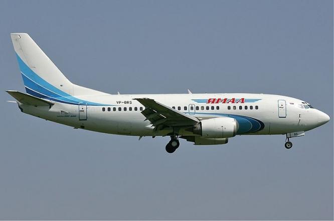 «Ямал» запустит самолеты по маршруту Липецк–Симферополь