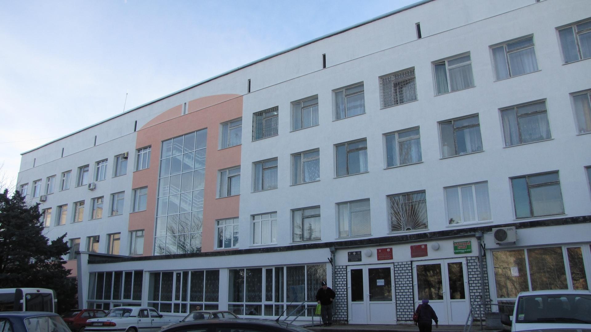 Ханты-Мансийск подарил Евпатории кардиограф