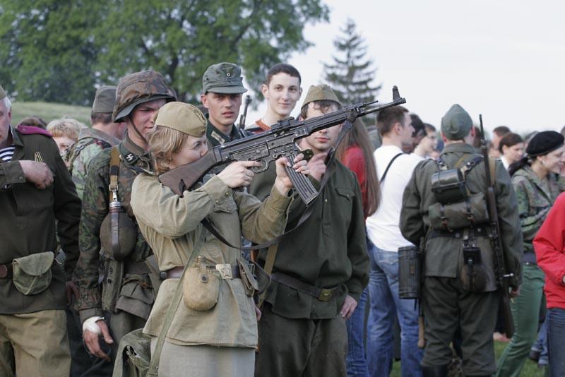 В Севастополе пройдет реконструкция военных событий 1944 года
