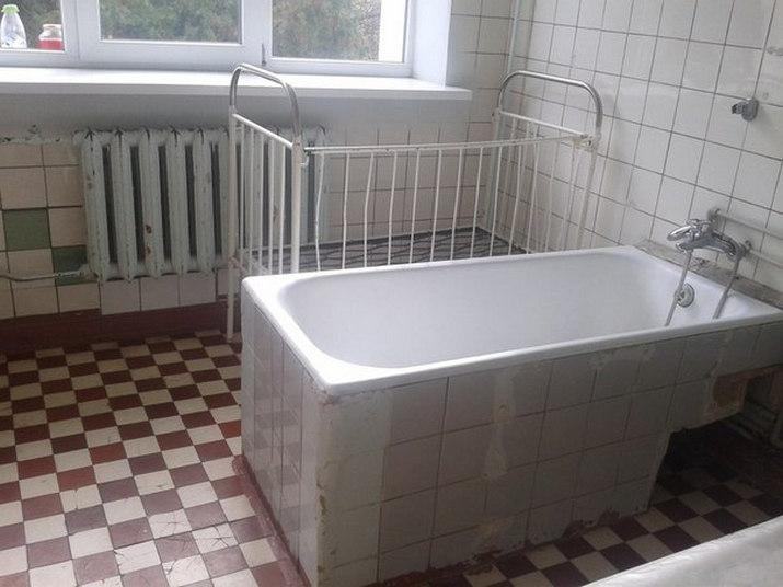 В Крыму проверят санитарное состояние детской инфекционной больницы