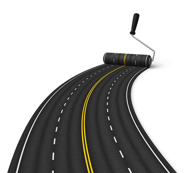 В микрорайонах Евпатории обещают построить новые дороги