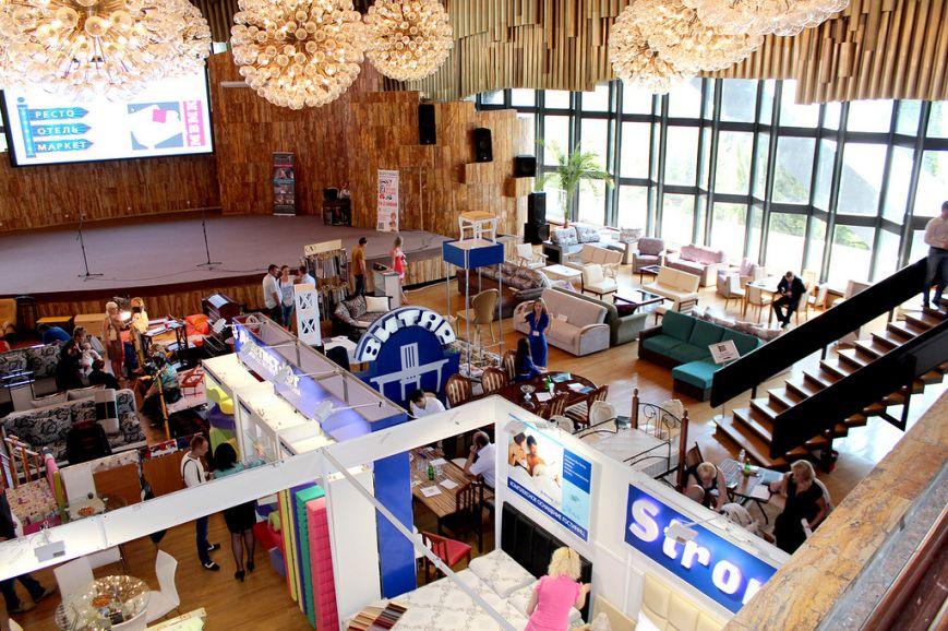 В конце следующей недели в Ялте пройдет две выставки для предпринимателей
