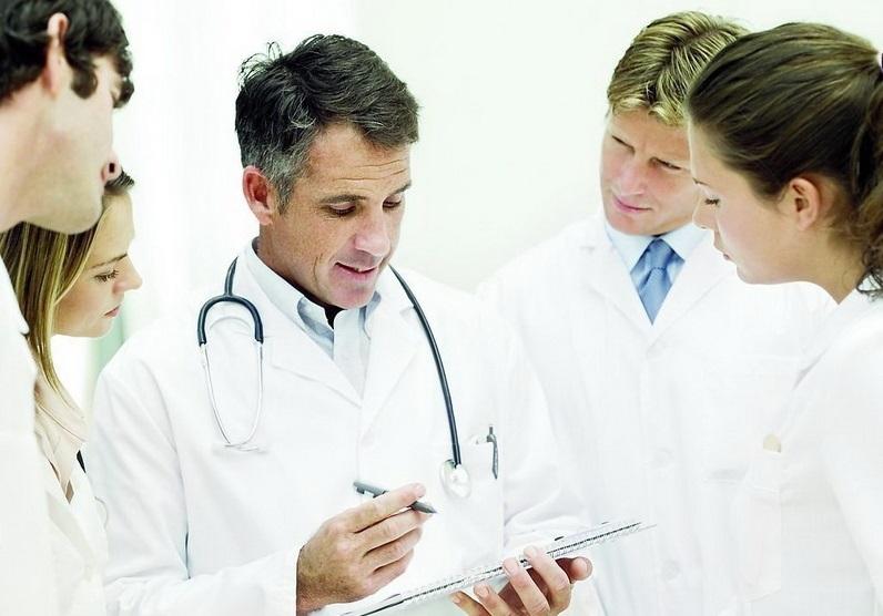 В Крым прибудет делегация врачей из Орла