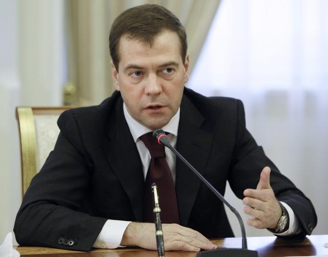 В Крым с официальным визитом прибудет Медведев