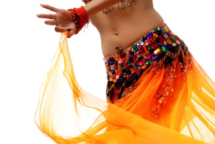 В выходные в Ялте состоятся соревнования по восточным танцам