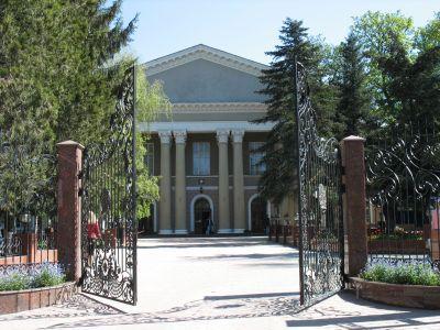 Клиника при Крымском медицинском университете больше не осуществляет лечебную деятельность