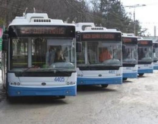 В киосках «Крымтроллейбуса» теперь можно приобрести лишь проездные билеты