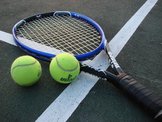 В Ялте состоялся массовый турнир по теннису