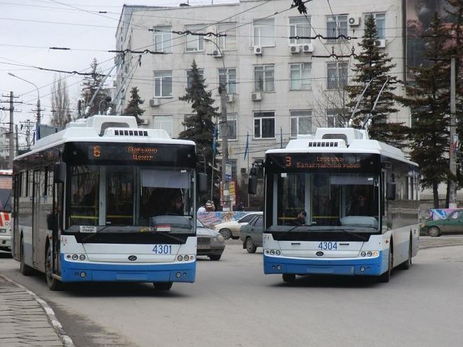 Для студентов вновь действует льготный проезд в троллейбусах